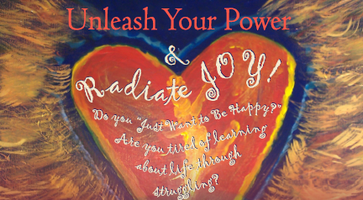 Unleash Your Power and Radiate Joy