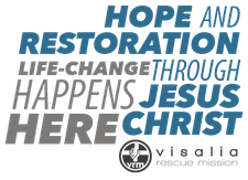 Visalia Rescue Mission logo