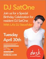 DJ SatOne Birthday Celebration
