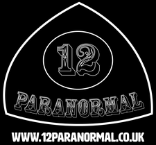 12 Paranormal logo