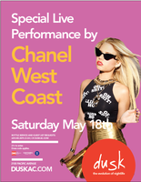 Special Performance By Chanel West Coast