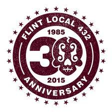 Flint Local 432 logo
