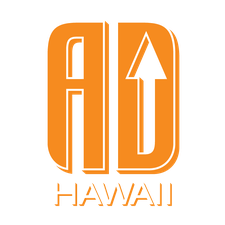 AD UP Hawaii logo