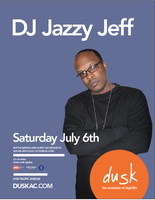 July 4th  Weekend Celebration With DJ Jazzy Jeff