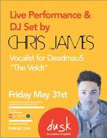 Live Performance & DJ Set By Chris James