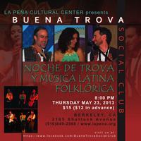 Buena Trova Social Club: Noche de Trova y Música...