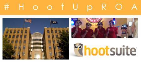 #HootUpROA at Roanoke Higher Education Center