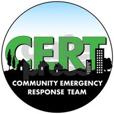 Anne Arundel County and City of Annapolis CERT logo