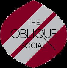 The Oblique Social logo