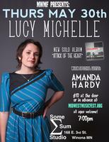 MWMF Presents: Lucy Michelle with special guest Amanda...