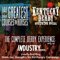 The Three Greatest Courses in Horses & Kentucky Derby...