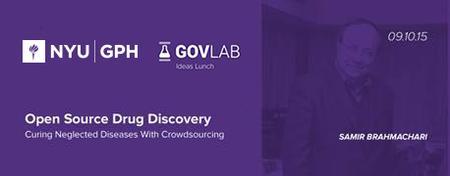 CGPH-GovLab Ideas Lunch with Samir Brahmachari - Open...