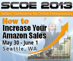 SCOE 2013: How to Increase Your Amazon Sales