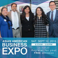 Asian American Business Expo 2015