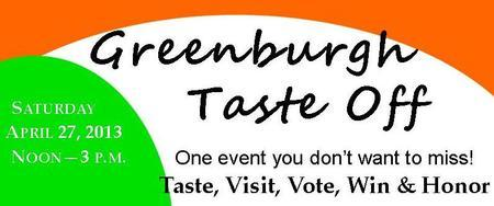 3rd Annual Greenburgh Taste Off