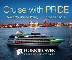 Cruise with Pride (NYC Pre-Pride Party)