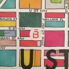 barre3 DC - 14th Street logo