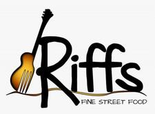 Riffs Fine Street Food And Catering logo