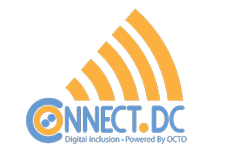 Connect.DC - OCTO's Digital Inclusion Initiative logo