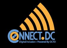 Connect.DC - OCTO's Digital Inclusion Initiative logo
