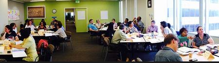Reading Apprenticeship STEM Network Gathering (Nor Cal)
