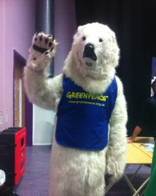 Greenpeace Edinburgh logo