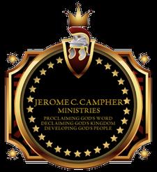 Jerome C. Campher Ministries logo