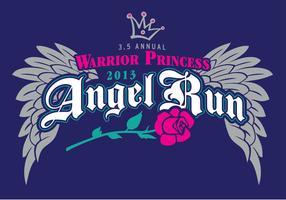 Warrior Princess Angel Run