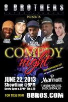 Comedy Night June 22nd