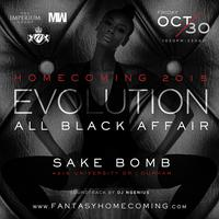 NCCU Homecoming 2015 :: Evolution :: All Black Affair