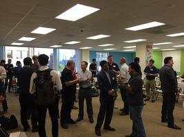 Startup Matchup and Networking Reception hosted by...