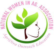 National Women In Ag Association logo