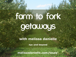 NY Locavore Challenge: Farm, Wine, & Tea Weekend