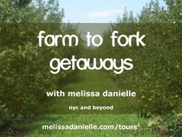 NY Locavore Challenge: Farm, Wine, & Tea Weekend