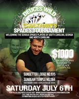Deuces Wild Spades Tournament