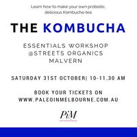 The Kombucha Essentials Workshop - Malvern