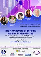ProNetworker Summit: Women In Networking