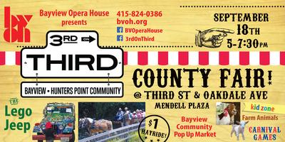3rd on Third: County Fair