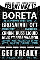 GET FREAKY ft. BORETA (GLITCH MOB) BRO SAFARI + OTT +...