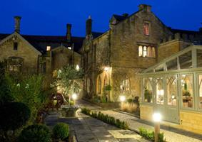 #GlosWed Tweet Up: Manor House Hotel - Tues 21st May 2013