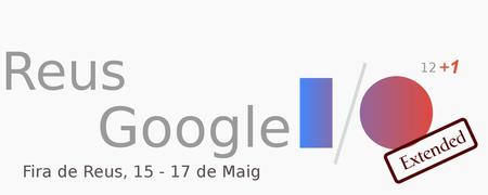Reus Google I/O Extended 2013
