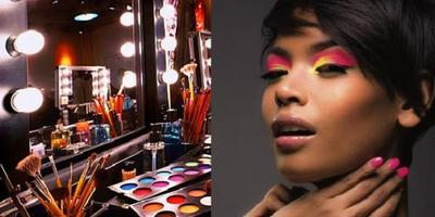 Eiland Image Studios // Spring Into Summer // Make-Up Class 2013...
