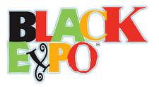 Black Pages USA & Black Expo logo