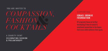 COMPASSION, FASHION & COCKTAILS 2015