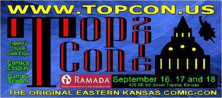 TOPCON GEEK EXPO 2016