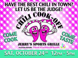 5th Annual JERRY'S CHILI COOK-OFF