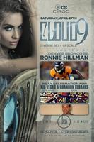 DENVER BRONCO RONNIE HILLMANl Host CLOUD9 + CÎROC...