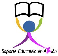 Soporte Educativo En Acción logo