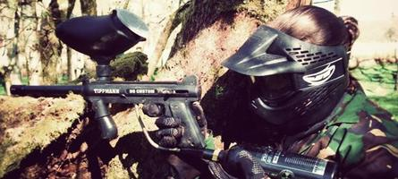 Let's Fight: Paintball + Bus from $59