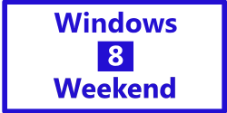 Win 8 Weekend - May 18th in Addison, IL